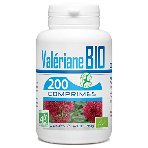 Valériane Bio AB 400mg - 200 Comprimés