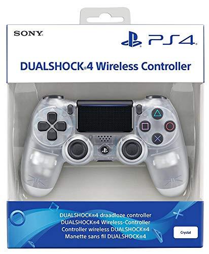 dualshock 4 crystal fabricante Sony
