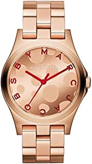 Henry Women's Watch Color: Rose Gold
