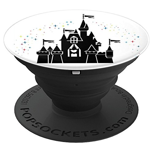 Fairytale Castle PopSockets Grip and Stand for Phones and Tablets