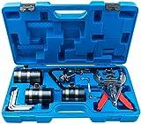 SATRA Pistón Anillo Servicio Tool Set de limpieza de carraca con motor de expansión Compresor