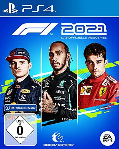 F1 2021 - (inkl. kostenlosem Upgrade auf PS5) - [Playstation 4]