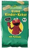 Sesamstrasse Bio Elmo Kinder-Kekse, 6er Pack (6 x 125 g)