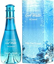 Cool Water Into the Ocean by Dávidôff EDT Perfume for Women 3.4 OZ. 100 ML