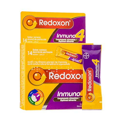 Bayer Redoxon Inmuno 4 14 Sobres 0.13 g