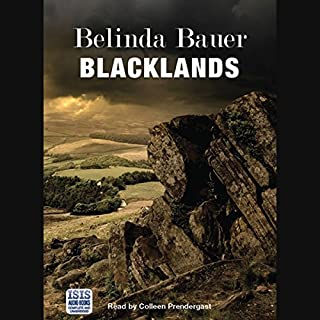 Blacklands cover art