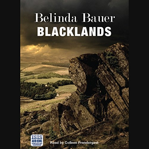 Blacklands audiobook cover art