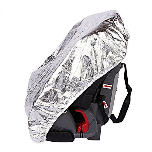 Holdream Funda universal para asiento de coche para bebé, protección UV, parasol