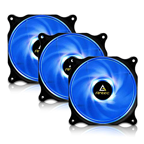 120mm case fan twin pack - 7