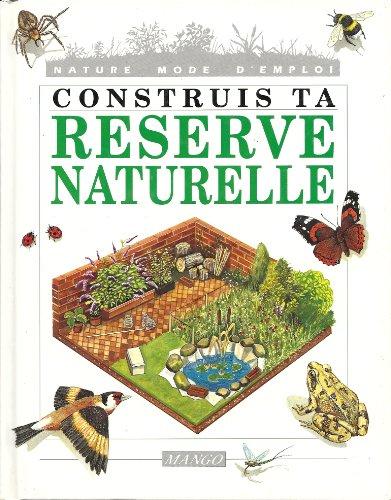 Construis ta réserve naturelle (Nature Mod Empl)