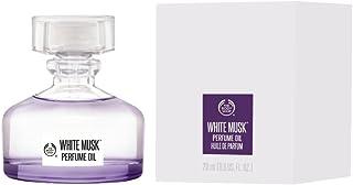 The Body Shop - Aceite perfumado con almizcle blanco 20ml sin alcohol