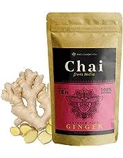 Chai Latte Powder GIRNAR 300gr (30 Servings) - Ginger Chai - Instant Chai - Chai Tea Concentrate - Chai Tea - Chai Latte - Chai Tea Latte - Chai Mix - Instant Chai Tea - Chai Tea Latte Instant