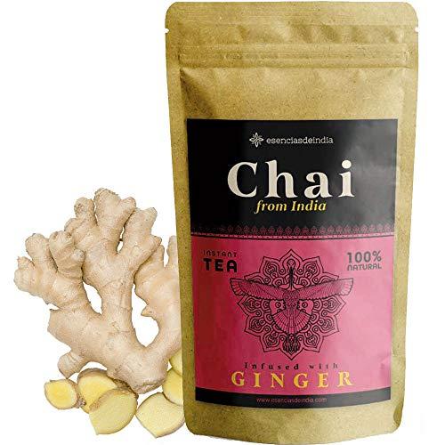Te Chai Latte en Polvo instantaneo GIRNAR 300g - Te Jengibre Chai - Chai Tea Latte - Chai Te - Chai Latte Powder - Te Negro Chai - Chai Jengibre - Te Chai - Chai Latte