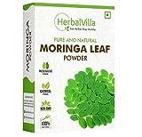 Herbalvilla Pure Moringa Powder - 200 grams