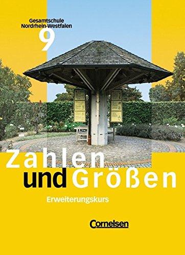 Zahlen und Größen, Gesamtschule Nordrhein-Westfalen, EURO, Klasse 9, Erweiterungskurs