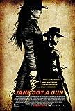 Jane Got A Gun - Natalie Portman – US Imported Movie Wall