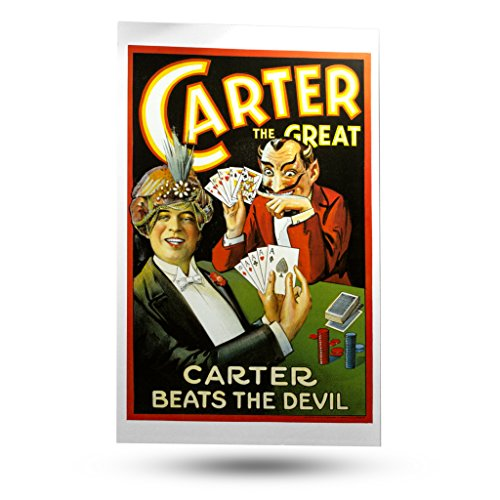 Affiche Carter the great