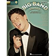 The Big Band Singer - Pro Vocal Songbook and CD fo Male Singers Vol 47 (2008-10-01)