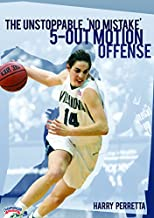 Championship Productions Harry Perretta: The Unstoppable, No Mistake 5-Out Motion Offense DVD