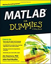 matlab for dummies book