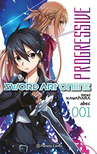 Sword Art Online progressive nº 01/06 (novela) (Manga Novelas (Light Novels))