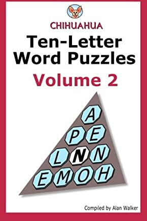 Chihuahua Ten-Letter Word Puzzles: 2