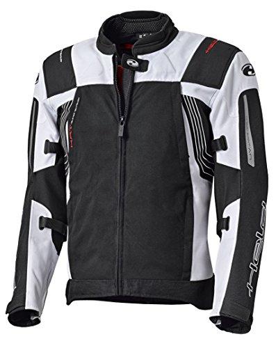 Held Antaris Motorrad Sportjacke, Farbe schwarz-Weiss, Größe L