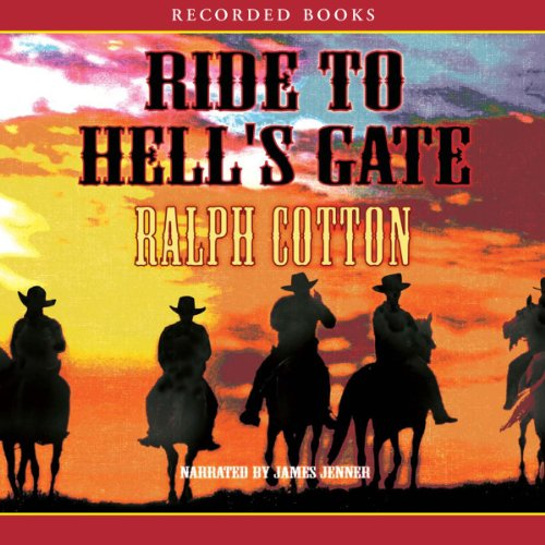 Ride to Hell's Gate audiobook cover art