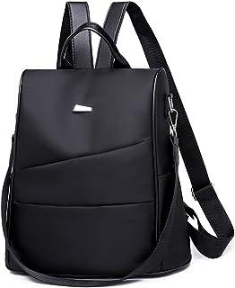 Mochila Mochila para mujer Mochila informal antirrobo Mochila de viaje, bolsos de hombro escolares para mujer Bolso Bolsos de hombro para mujer y niña
