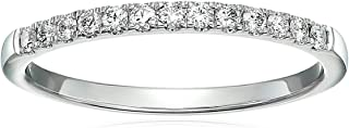 Best ladies wedding bands white gold Reviews