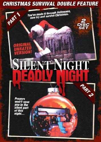 Silent Night: Deadly Night 1 & 2 [Reino Unido] [DVD]