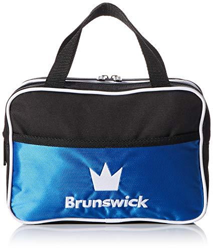 Brunswick Bowling Bag Zubehör, schwarz/royal