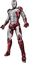 "Bandai Tamashii Nations S.H. Figuarts Iron Man MK. V & Hall of Armor Set ""Iron Man 3"" Action Figure"