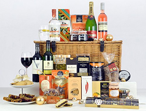 Luxury Christmas Hampers - Spirit of Christmas, Festive Hampers, Traditional Christmas Hampers