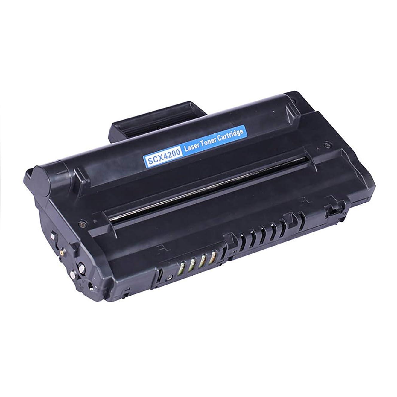 形状版ミュウミュウ互換性ありSAMSUNG SCX 4200 4220プリンター用、SAMSUNG SCX 4200トナーカートリッジとの互換性,Black