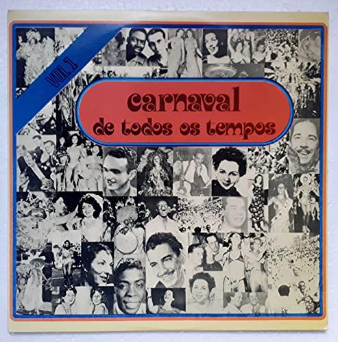 Lp Vol 1 Carnaval de Todos os Tempos - 1974