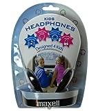 Maxell 730925 Casque Enfant avec limiteur de volume Rose