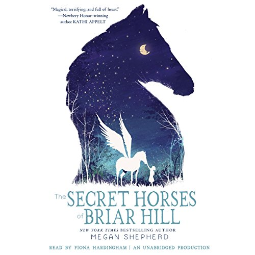 The Secret Horses of Briar Hill audiobook cover art