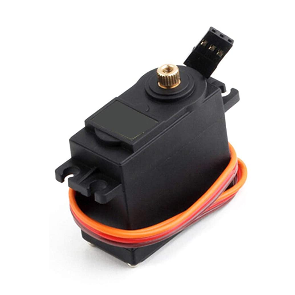 Birmolun MG995 360 High Torque Metal Gear RC Servo Motor Set For Boat Helicopter Car Kit High speed Stable and Shock Proof