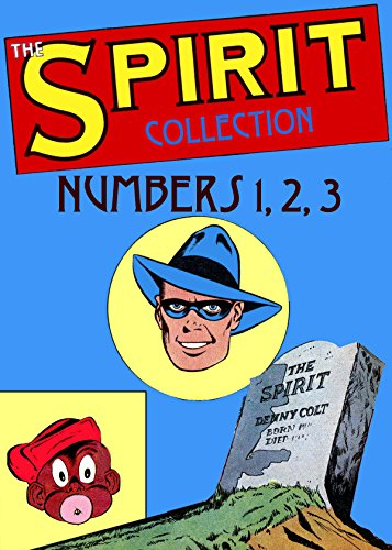 The Spirit Collection, Numbers 1, 2, 3 (English Edition)