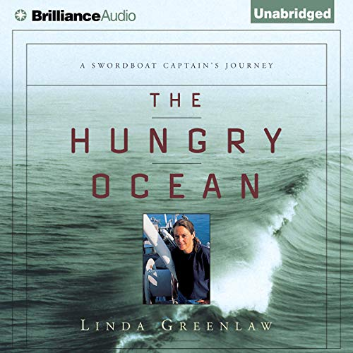 The Hungry Ocean cover art