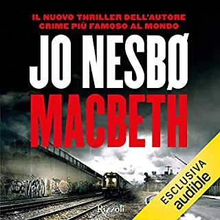 Macbeth copertina