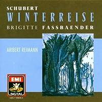 Schubert Winterreise D 911 - Brigitte Fassbaender (EMI)