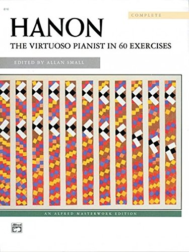 Hanon: The Virtuoso Pianist in 60 Exercises