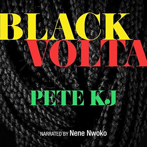 Black Volta audiobook cover art