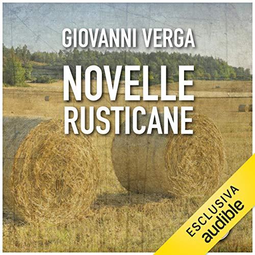 Novelle Rusticane copertina