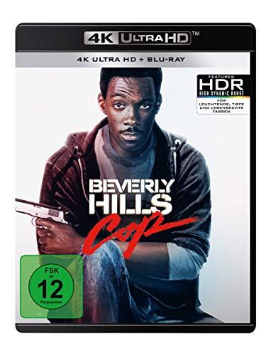 Beverly Hills Cop 1 (4K Ultra HD) (+ Blu-ray 2D)