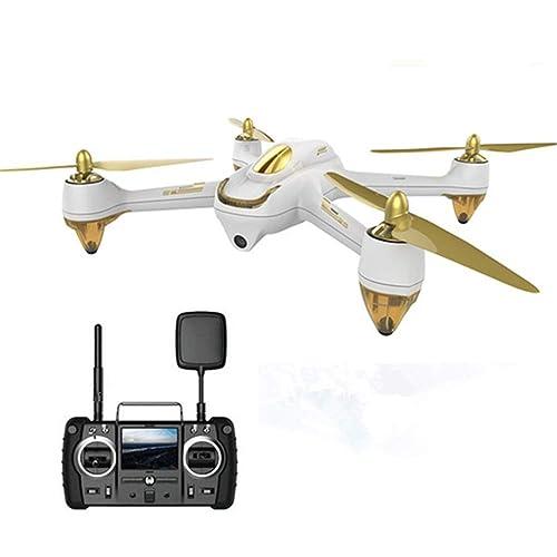 Sin impuestos DroneH501ss X4 Pro 5.8g FPV Sin Sin Sin Escobillas W 1080p HD Cámara GPS Rtf Follow Me Mode Quadcopter Helicóptero RC Drone Profesional blanco  bajo precio del 40%
