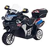 Ride on Toy, 3 Wheel Motorcycle Trike for Kids by Rockin' Rollers  – Battery Powered Ride on Toys...