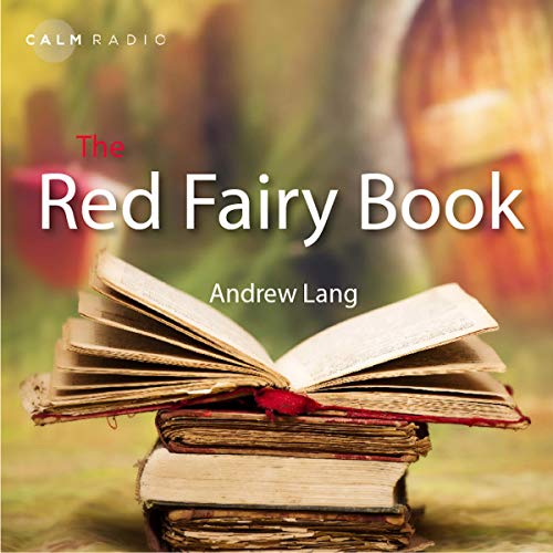 『The Red Fairy Book』のカバーアート